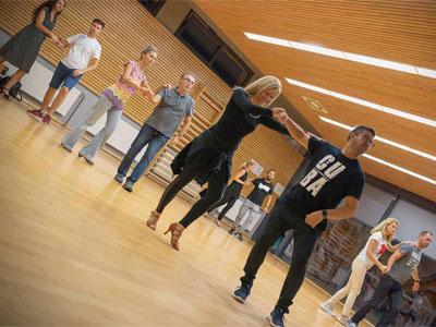 Novi tečaj – plesni vaje januar 2021